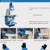 Foreuse de fraisage de qualité de Zx6350c de Chine