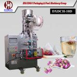 Machine à emballer de sachet à thé de pyramide (10D)