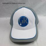昇進のブラシをかけられた綿によって修飾されるスポーツの帽子