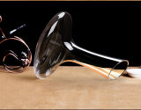 LEED自由なクリスタルグラスのワインのデカンター