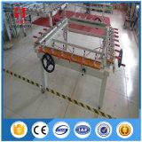 機械を伸ばす工場製造業者の安く高く強い手のシルクスクリーン