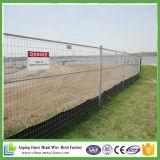 2016 Venta caliente de China Proveedor de sitios de la construcción Temporary Fencing Rental