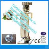 Separatore organico della centrifuga dell'olio di noce di cocco
