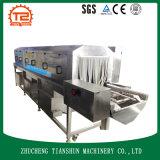 バスケットの洗浄のための電気洗浄機械そしてクリーニング機械