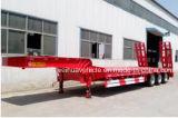 Taille du bâti 12.5*2.5*3.1 de fabrication inférieure de forme de remorque de camion semi
