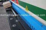 Máquina de estaca hidráulica do metal QC12y-8*3200 para o aço inoxidável de /Mild