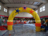 AdvertizingのためのカスタマイズされたInflatable Entrance Arch