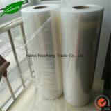 Transparente e preto Embalagem Stretch Film Jumbo Stretch Film