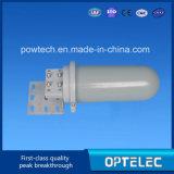 Fermeture d'épissure en métal pour le câble d'Opgw