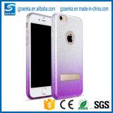 Caso com carrinho para o caso do Glitter do iPhone para o iPhone 7