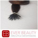 Capelli umani di Remy di nuove di arrivo dell'anello estensioni Nano dei capelli