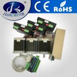 3-Achsen-Schrittmotor Breakout Board 4 Mittellinien-Ausbruch-Schnittstelle CNC-Fräser-Kits