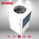 Aire para calentar el calentador de agua de bomba de calor 35kw para 70 ~ 80 grados C de agua caliente