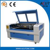Laser-Ausschnitt und Gravierfräsmaschine-Preis-hölzerner Acrylscherblock