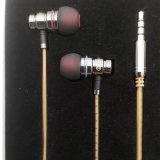 Trasduttore auricolare basso profondo stereo superiore del metallo con il microfono