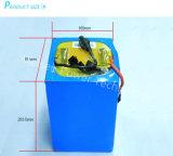 20s1p 72 van het Li-IonenVolts Pak van de Batterij voor het Zonnestelsel van het Huis