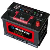 Батарея автомобиля DIN66 12V 66ah корейская свинцовокислотная автоматическая