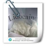 Farmaceutische Ruwe Lidocaine van het Poeder voor Lokaal Verdovingsmiddel CAS 137-58-6