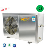 Poli 7.3kw del certificado del TUV alto para la pompa de calor aire-aire de calefacción -25