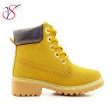 Приспособленная семьей работа деятельности безопасности впрыски детей малышей Boots ботинки для напольной работы (SVWK-1609-039 TAN)
