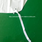 エプロンを調理する安く使い捨て可能で白いプラスチックPVC
