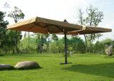 Зонтик горячего зонтика сада зонтика зонтика зонтика 2 головки двойника сбывания головного напольного большой