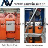 Sc200 2t choisissent l'élévateur matériel de la cage 30m/Min 2*11kw