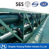 Nastro trasportatore di gomma certificato ISO/DIN/GB del cavo d'acciaio