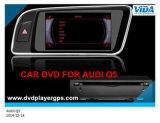 Reproductor de DVD especial de Car para Audi Q5 Righthand 2008-2013 con el GPS, 3D WiFi