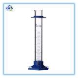 De Metende Cilinder van het glas met Plastic Basis