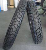 Neumático de la Motocicleta (tipo Tubo y Tubeless) 2.50-18, 2.75-18, 300-18, 90/90-18, Etc