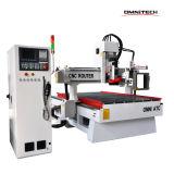 CNC van Omni Atc CNC van de Hoge Precisie van de Router Router voor Houtbewerking