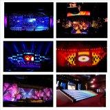 Faltbarer gebogener farbenreicher LED-Bildschirm, LED-Bildschirm, flexibles LED-Zeichen