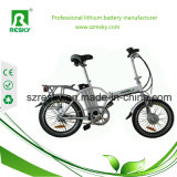 Bloco 36V 10ah da bateria do Li-íon do Silverfish para a bicicleta elétrica