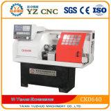 Máquina del torno del CNC de la alta precisión del Ce mini