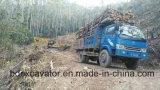 Heißes Verkaufs-Laden/Aus dem Programm nehmen der Woodsugarcane Maschine mit Exkavatoren