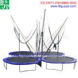 Mini reboque barato de Bwith do Trampoline do tirante com mola para a venda (trampoline01)