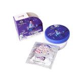 2PCS / Box Fancey Empaquetado Nuevos Condones De Estilo Establecidos Tamaño Medio 52mm Condom De Goma