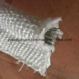 Gaxeta do Tadpole da fibra de vidro para o selo de porta resistente ao calor