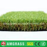 Дерновина травы супер качества синтетическая, трава 40mm Landscaping искусственная для сада