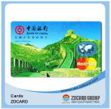 플라스틱 PVC 선물 카드를 인쇄하는 풀 컬러 사업