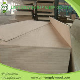 Pappel Hardwood Core Bbcc Grade 12mm Okoume Plywood für Commercial