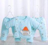 Vestito del bambino del cotone dei vestiti puro