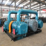 Zweistufiges High Pressure Roots Blower Used für Production