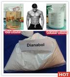 Orales Steroid Dianabol (Metandienone; D-bol) rohes Puder u. Flüssigkeit