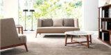 A mobília por atacado a mais atrasada Ms1401 do sofá da tela da sala de visitas dos projetos modernos