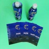 Wärmeshrink-Kennsatz für Wasser-Flasche