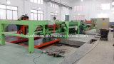Bobine en acier de Jinan Huafei coupée pour couvrir la ligne