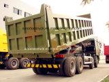 CnhtcはSinotruk 8*4の頑丈なダンプトラックを作り出した