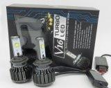 Linterna auto V16 del coche LED del poder más elevado de la iluminación del alto lumen